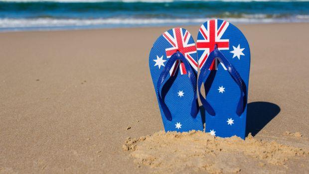Happy Australia Day –26/1/18
