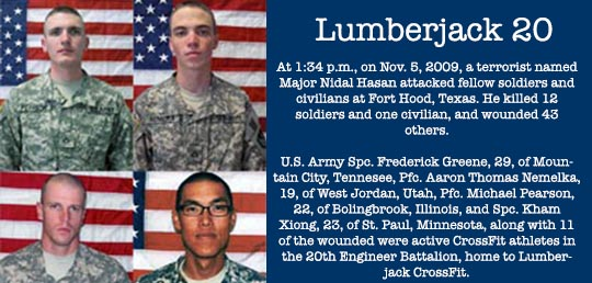 Lumberjack 20 – HeroSaturday