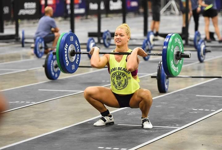 crossfit-front-squat