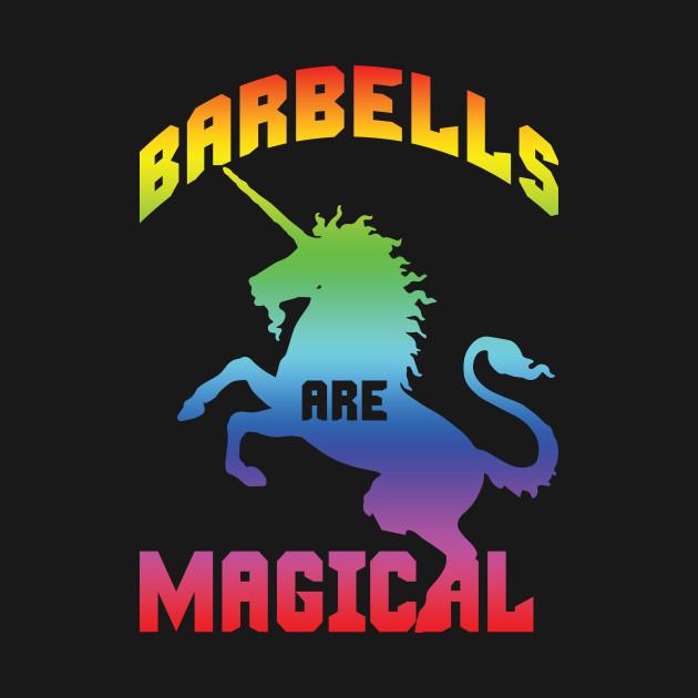 Unicorns & Barbells –5/5/18