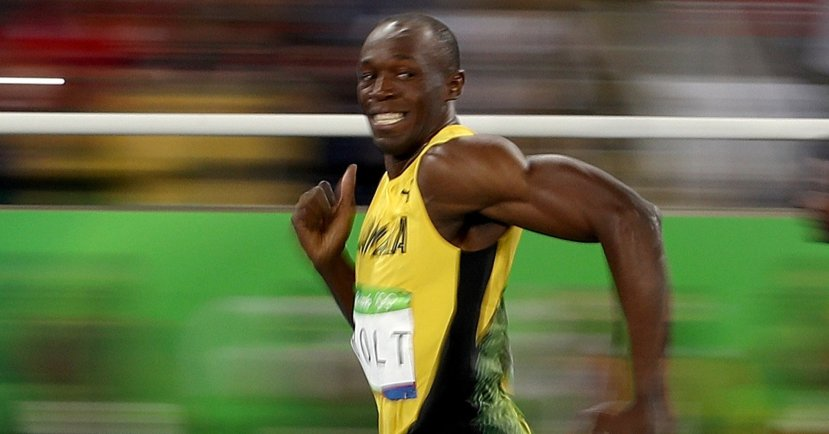 Wednesday 15/5/19…Usain