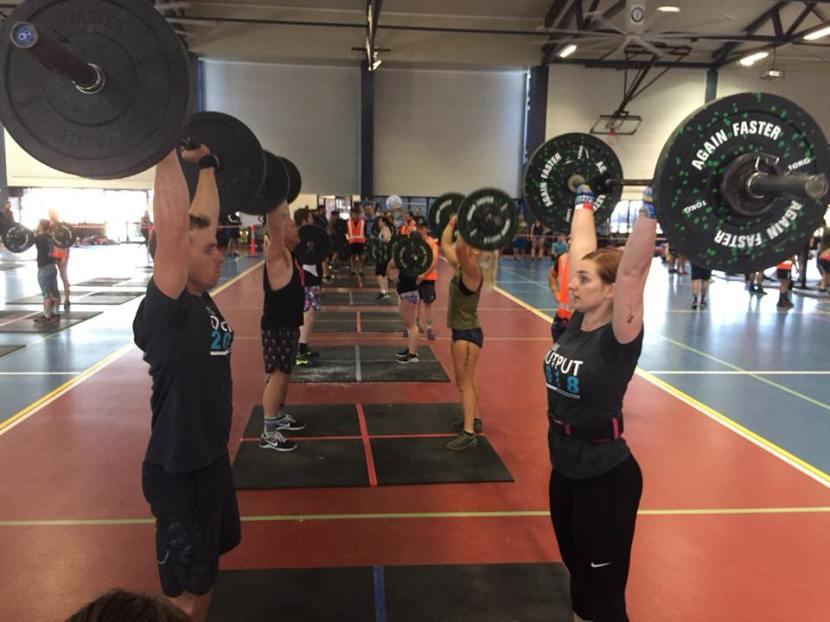 Saturday 2nd Feb…Team WOD
