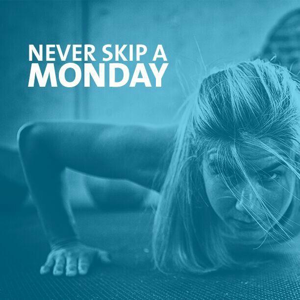 Never Skip a Monday… Book inNow