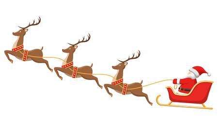 47838895-stock-vector-santa-on-sleigh-and-his-reindeers-isolated-on-white-background